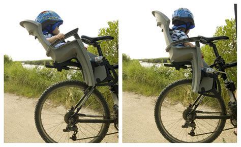 montage siege velo hamax première balade avec le siège vélo hamax siesta sur le