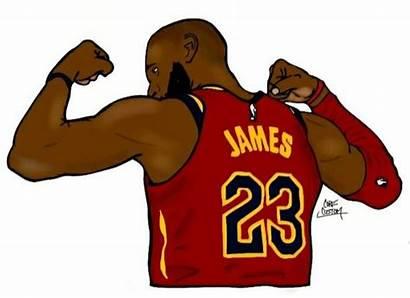 Lebron James Lakers Cartoon King Basketball Custom