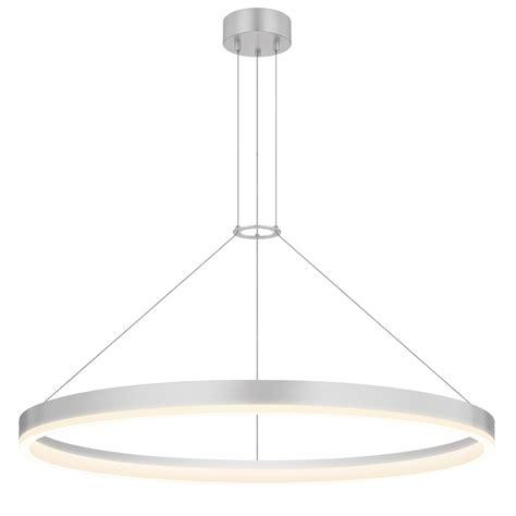 sonneman corona 32 led ring pendant lights fantastic pro