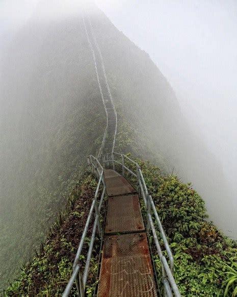Alltrails Journal Haiku Stairs Stairway To Heaven