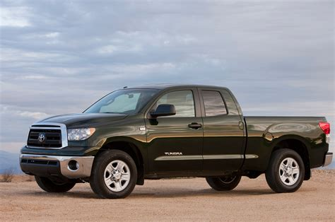 Hybrid Toyota Truck by 2013 Toyota Tundra Cab Front 03