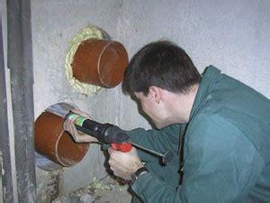 kg rohr abdichten wanddurchf 252 hrung kg rohr abdichten elektroinstallation trockenbau anleitung