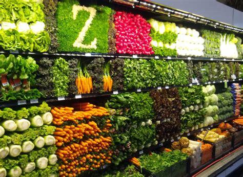 Visual Feast: The Art of Produce Displays