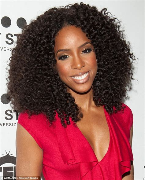 kelly rowland models  timepiece  slinky red satin