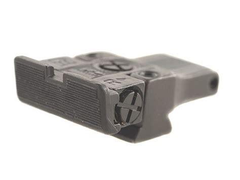 Millett Series 100 Adjustable Rear Sight Browning Hi-power