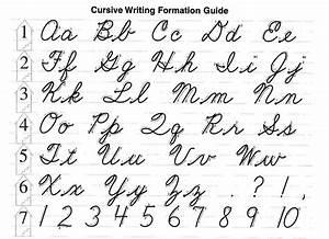 Mrs  Grimes U0026 39  Class  Cursive