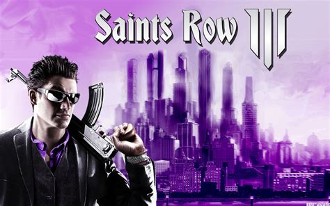 Review  Saints Row The Third  Vortex Cultural