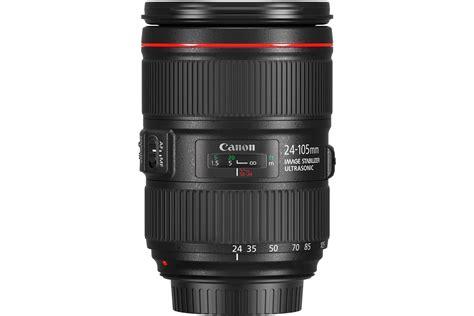buy canon ef 24 105mm f 4l is ii usm lens