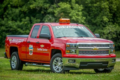 chevrolet certified service rescue squad plays babysitter