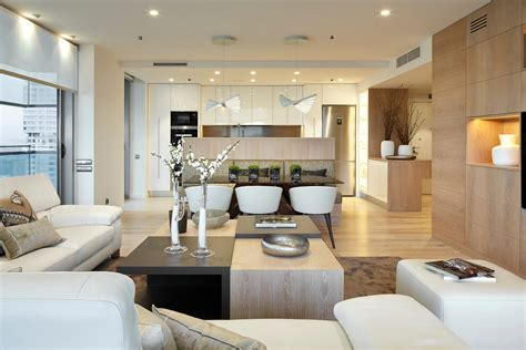 Contemporary Apartment : Contemporary Apartment By Molins Interiors « Homeadore