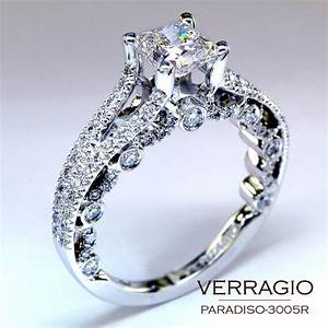 verragio engagement rings engagement rings by verragio With engagement wedding ring