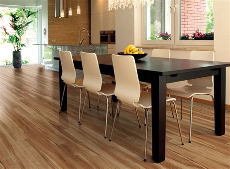 best flooring for kitchen and dining room best luxury vinyl wood plank flooring for modern