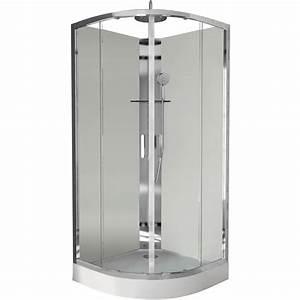 Cabine De Douche Angle : cabine de douche ocea angle salle de bains ~ Farleysfitness.com Idées de Décoration