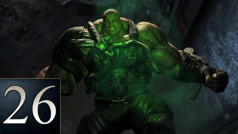 batman arkham origins part  defeat bane gameplay