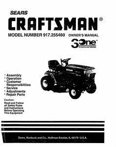 Sears Craftsman Lawn Mower