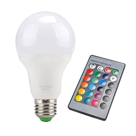 remote control color changing lights led rgb bulb color changing