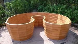 Balkonverkleidung Aus Holz : hochwertige baustoffe balkonverkleidung naturmaterialien ~ Lizthompson.info Haus und Dekorationen