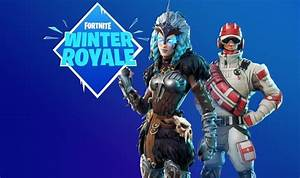 Fortnite Winter Royale 2018 Announced And Open To All Players