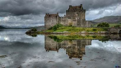 Scotland Wallpapers Scottish Desktop Castle Computer Castles