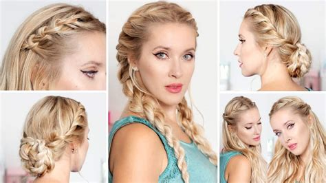 Chic And Easy Hairdos For Long Hair
