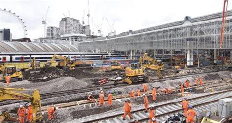 network rail supplier performance scores revealed