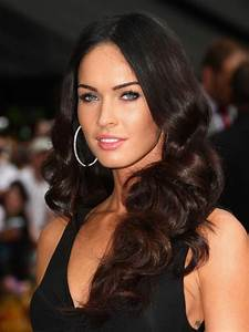 Megan Fox's Sexy Hair Styles.
