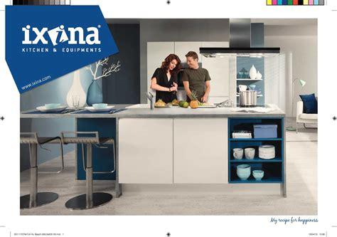 cuisines ixina catalogue calaméo catalog ixina en