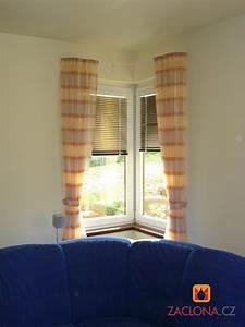 Gardinen Für Eckfenster Gardinen Als Dekoration F R Atypische
