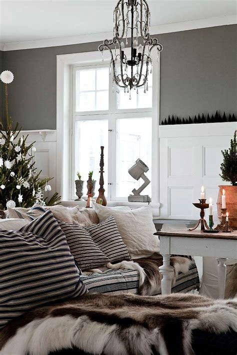 house  christmas scandinavian style decorators