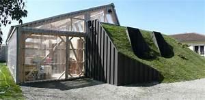 Maison En Bois Tout Compris : vid o l 39 co construction d 39 olivier semi enterr e avec ~ Melissatoandfro.com Idées de Décoration