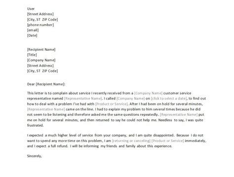 complaint letter essay samples writingfixyawebfccom