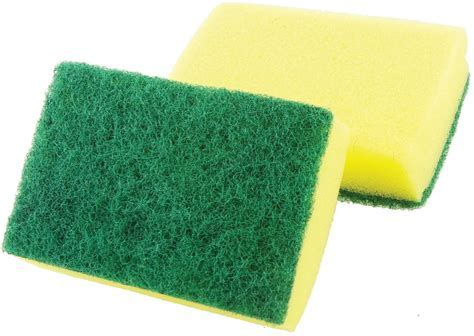 Dish Cleaning Scrub Sponge   Trend Supply
