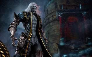Castlevania Lords of Shadow Alucard