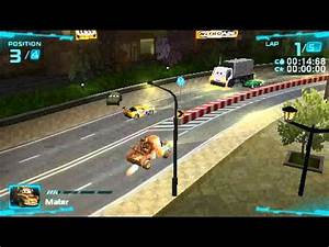Cars 2 Video : psp cars 2 the video game gameplay youtube ~ Medecine-chirurgie-esthetiques.com Avis de Voitures