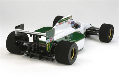 Tamiya 84287 1/10 Rc F104-w Chassis F-1 Car Kit Team Lotus