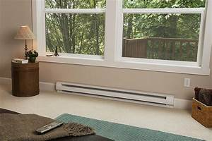 Safe Clearances For Electric Baseboard Heaters
