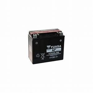 Batterie Tracteur Tondeuse 12v 18ah : ytx20l bs yuasa batterie 12v 18ah ~ Nature-et-papiers.com Idées de Décoration
