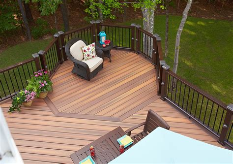 deck railing cl ward