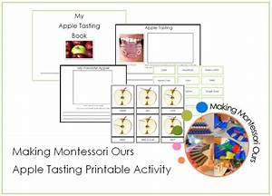 Fall Apple Tasting Activity With Kids  Fall Science