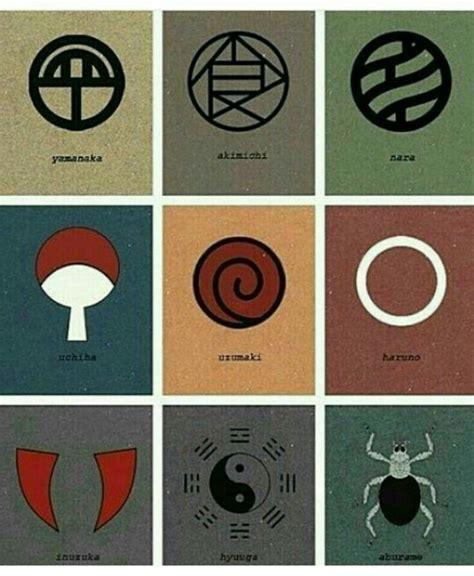 Naruto logo anime decal sticker for | etsy. Naruto clan Logos