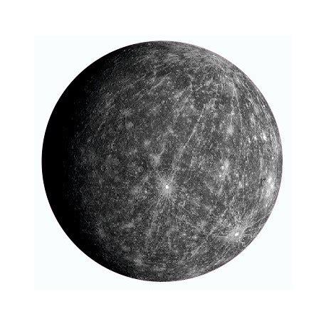 stickers mercure planete pour votre decoration