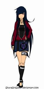 Naruto OC Sayuri Namine Shura by Kasu-Cat on DeviantArt
