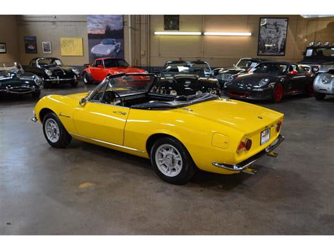 One of the ultra rare dino 206 gt (153 cars made) with aluminium body, aluminium engine, rudge wheels, short chassis (2,28 m). 1967 Fiat Dino for Sale | ClassicCars.com | CC-1107577