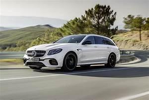 Mercedes E 63 Amg : 2017 mercedes amg e 63 estate revealed ultimate 450kw family wagon performancedrive ~ Medecine-chirurgie-esthetiques.com Avis de Voitures