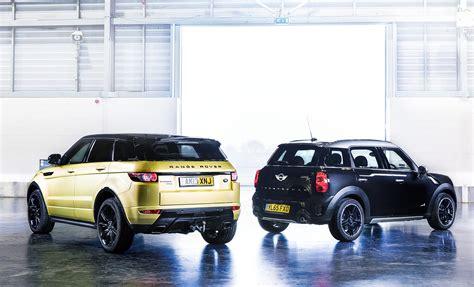 icon buyer  mini countryman   range rover evoque