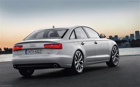 Audi A6 Picture by Audi A6 2011 Widescreen Car Picture 01 Of 10