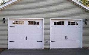 Garage door photo gallery residential residential for Carriage style garage doors for sale