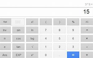 Achteck Berechnen : taschenrechner kostenlos grosser online rechner ~ Themetempest.com Abrechnung