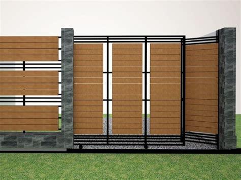 smart tips  choosing minimalist house fence  ideas