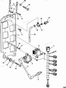 Mercury 225 Efi - Ignoition Coils